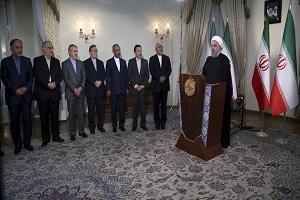 نائب روحاني: البلاد تمر بظروف اقتصادية خطيرة