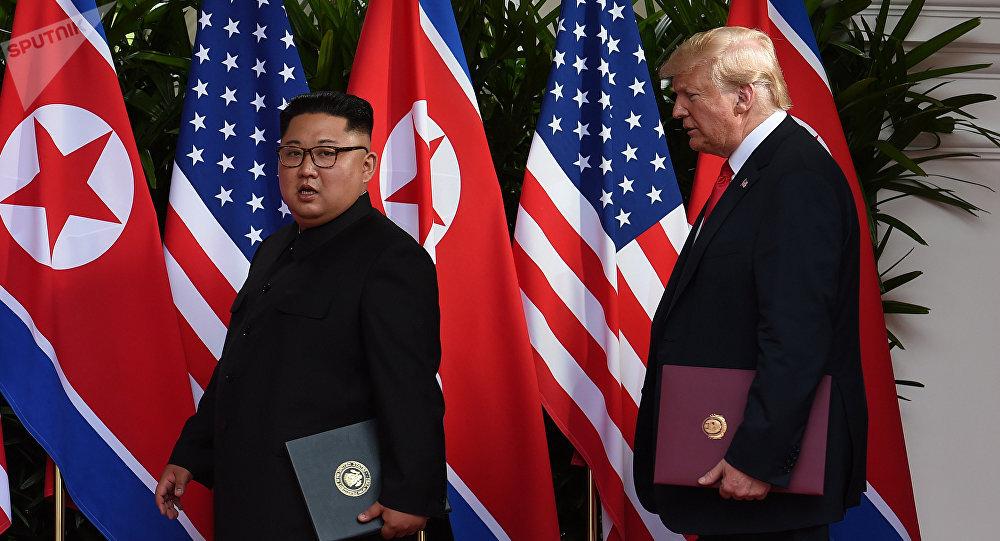 مبعوث أمريكي في كوريا الشمالية من أجل قمة ترامب وكيم
