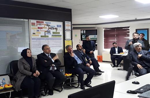 تقنية توليد الكهرباء في إيران تواكب المعايير الدولية