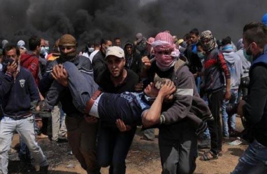 استشهاد شاب فلسطيني في خانيونس واعتقالات بالضفة