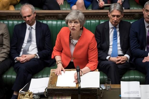 مجلس العموم البريطاني يصوت ضد الاتفاق المعدل للخروج من الاتحاد الاوروبي