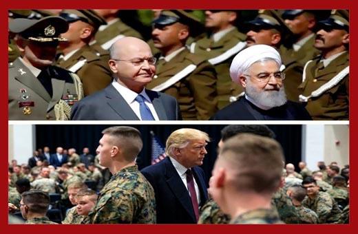 هل اميركا قلقة على العراق؟
