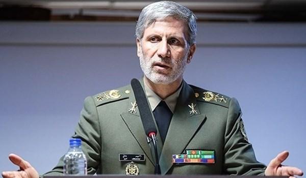 الدفاع الايرانية: لدينا معدات متطورة وخبرات رفيعة في مكافحة الالغام