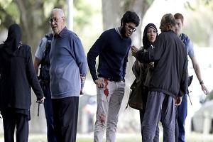 مقتل 49 شخصا في إطلاق نار بمسجدين في نيوزيلندا