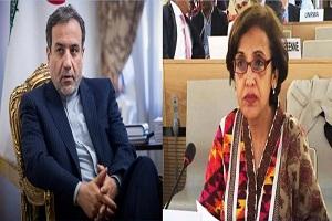 عراقجی: إیران تدعو لحل سلمی للتوتر بین الهند وباكستان