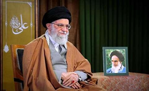 """قائد الثورة الاسلامية يطلق شعار """"رونق الانتاج"""" على العام الايراني الجديد"""