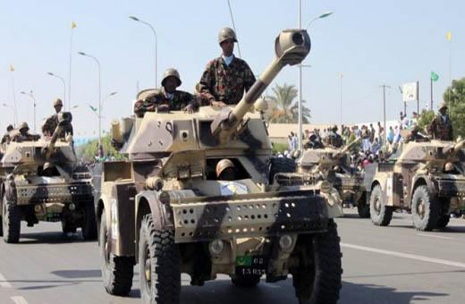 الطيران الموريتاني يدمر سيارات مهربين محملة بأطنان من المخدرات