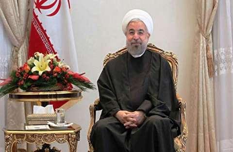 الرئيس روحاني يهنئ رؤساء عدة دول إقليمية بعيد النوروز