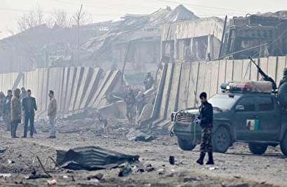 انفجار في مدينة لشكر كاه جنوبي أفغانستان