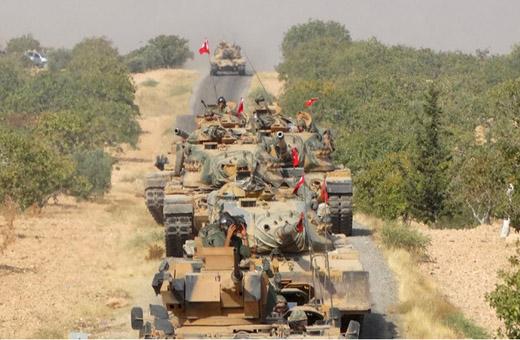 اردوغان: غدا الاحد سيكون فارقا بالنسبة للازمة السورية