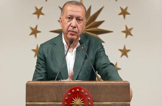 أردوغان يعلن فوز العدالة والتنمية بـ 56% من البلديات