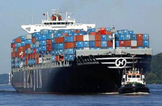 ايران بالمرتبة الثانية في تفتيش السفن التجارية بالمحيط الهندي