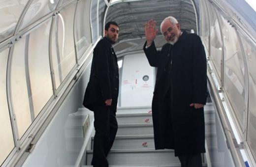 ظريف يتوجه الى سوريا ومن ثم تركيا