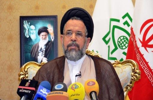 وزير الامن الايراني: تحركات اميركا تكشف عن افولها