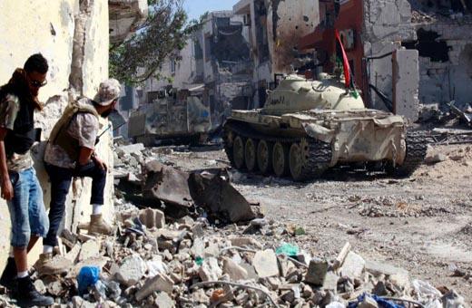 الصحة العالمية تكشف عدد قتلى معارك طرابلس خلال أسبوعين