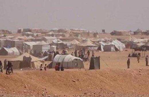 لقاء روسي أردني أمريكي مرتقب بشأن مخيم الركبان