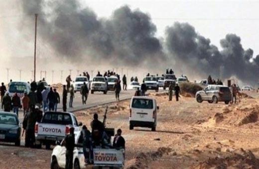 ما الذي يبحث عنه ابن زايد وابن سلمان في ليبيا؟