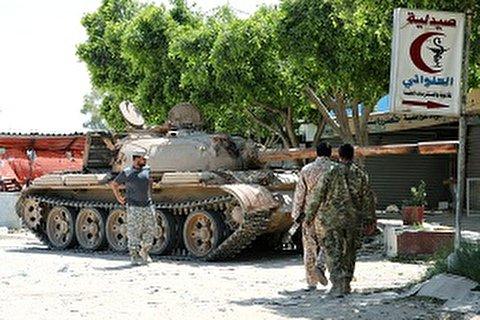 هجمات جوية وانفجارات في العاصمة الليبية طرابلس