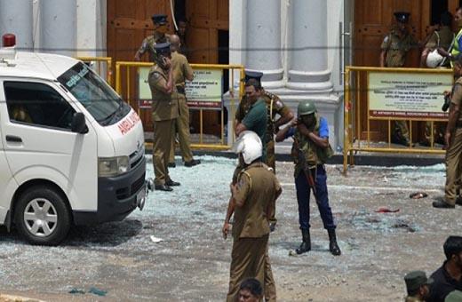 اجراءات أمنية في سريلانكا بعد سلسلة الانفجارات