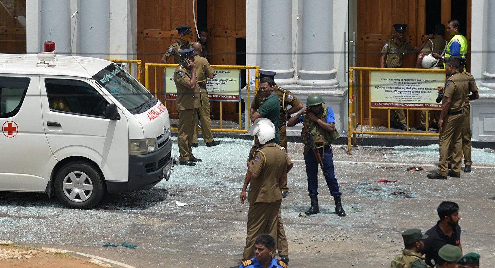 ارتفاع عدد ضحايا هجمات سريلانكا إلى 207 قتلى و450 مصابا