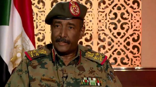 رئيس المجلس العسكري الانتقالي: وفد سوداني سيزور قريبا الولايات المتحدة