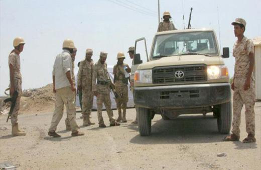 مرتزقة اماراتيون يعتقلون العشرات من مدنيي بيت الصيادي