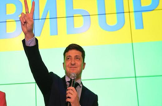 ترامب: نسعي لتعزيز الديمقراطية في أوكرانيا