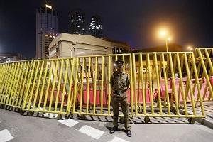 الحكومة السريلانكية: تفجيرات الأحد نفذتها جماعة إسلامية محلية بمساعدة شبكة دولية