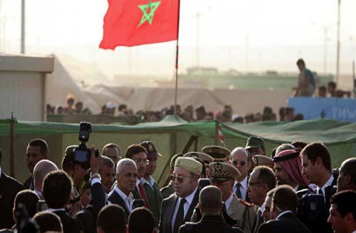 ملك المغرب يستثني الامارات من جولته الخليجية!