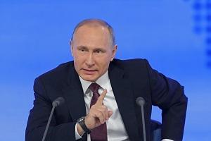 بوتين: الحظر النفطي ضد ايران وضع مستقبل أسواق الطاقة العالمية امام مستقبل مجهول
