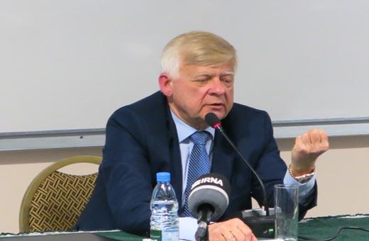 التضامن الروسی-الإیرانی یتعزز أكثر فأكثر فی سوریا