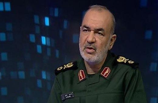 العميد سلامي: سنعيد إعمار خوزستان أفضل من السابق