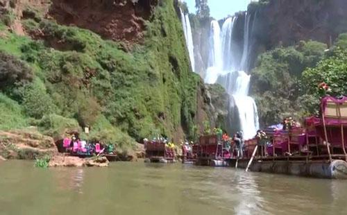 أوزود بالمغرب.. لوحات بالماء والخضرة في قلب الأطلس
