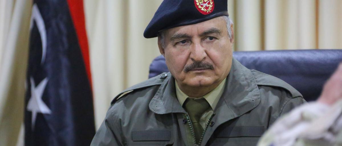 السعودية ومصر تقودان حرب حفتر الإعلامية