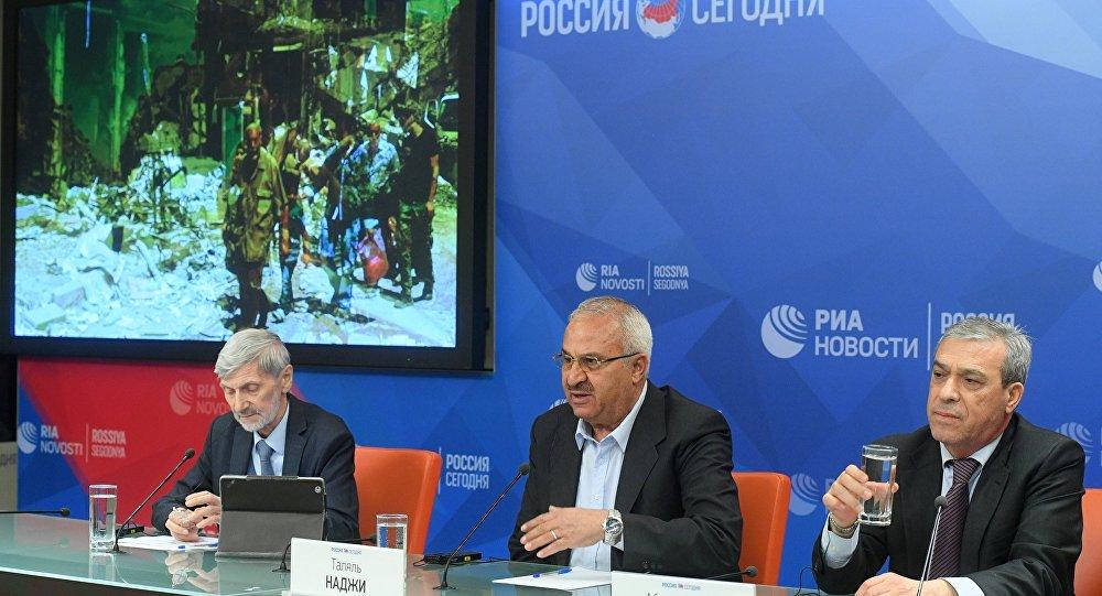 السفير الفلسطيني لدى موسكو: روسيا ترفض