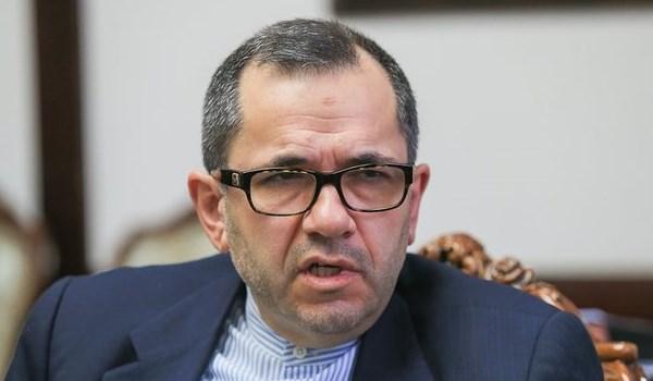 تخت روانجی : ایران لا تسعي وراء التوترات فی المنطقة