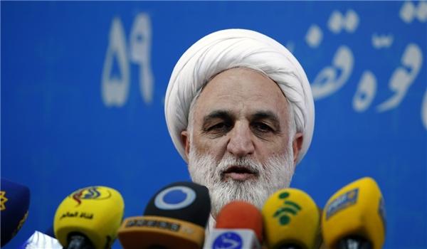 القضاء الايراني: نتصدى بحزم للمفسدين الاقتصاديين