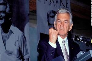 وفاة رئيس الوزراء الأسترالي الأسبق بوب هوك