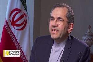 دبلوماسي ايراني: المعلومات المزيفة هي اساس المشاكل في المنطقة