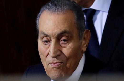 مبارك يعلن تفاصيل إرسال قوات مصرية إلى السعودية والإمارات