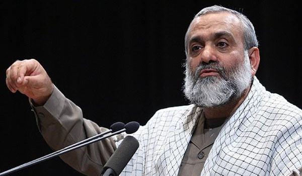 العميد نقدي: الحرس الثوري انموذج ناجح في العالم الاسلامي