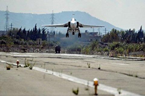روسيا تقول إنها أحبطت هجوما على قاعدتها الجوية الرئيسية في سوريا