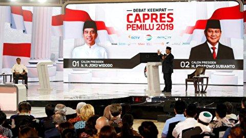 الرئيس الإندونيسي جوكو ويدودو يفوز بولاية ثانية