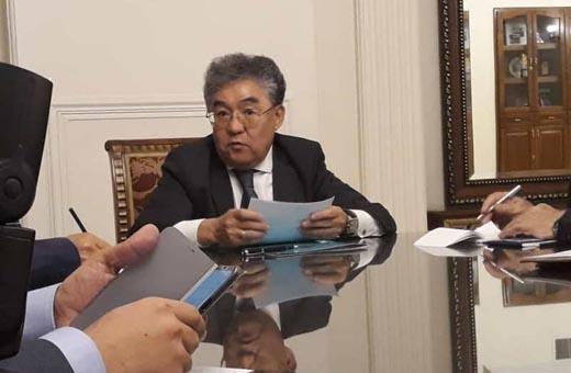استضافة كازاخستان لمفاوضات الاتفاق النووي كانت مرضية لجميع الاطراف