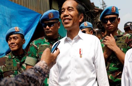 الرئيس الإندونيسي الجديد يصعد الموقف ضد المحتجين