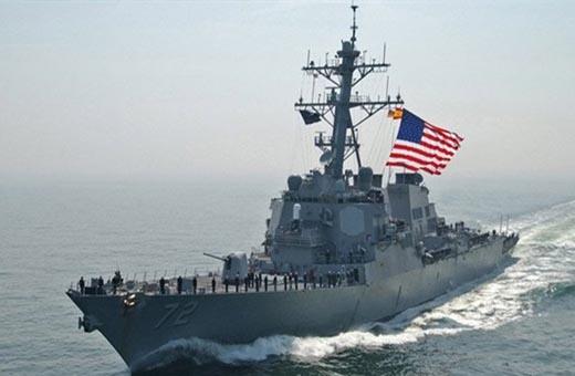 تصعيد بين واشنطن وبكين .. مدمرة أمريكية تعبر مضيق الصين
