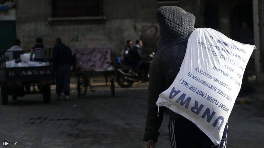 واشنطن تدعو إلى حل وكالة غوث وتشغيل اللاجئين الفلسطينيين