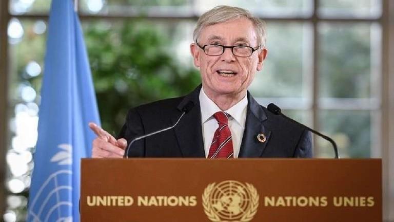 الأمم المتحدة تعلن استقالة مبعوثها إلى الصحراء الغربية