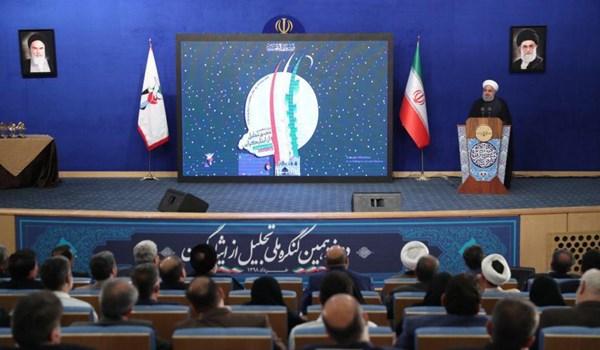 روحاني: سنهزم اميركا والكيان الصهيوني والرجعية بالمنطقة