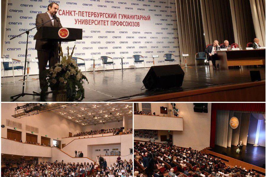 ايران لن تتردد ابدا في الدفاع عن مصالحها مع التزامها مبدأ الحوار